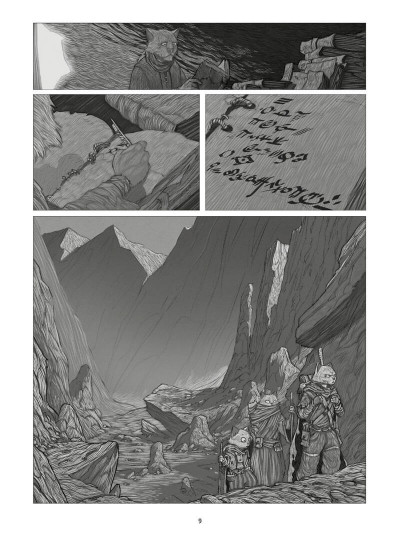 Page 9 Solo - chemins tracés tome 1