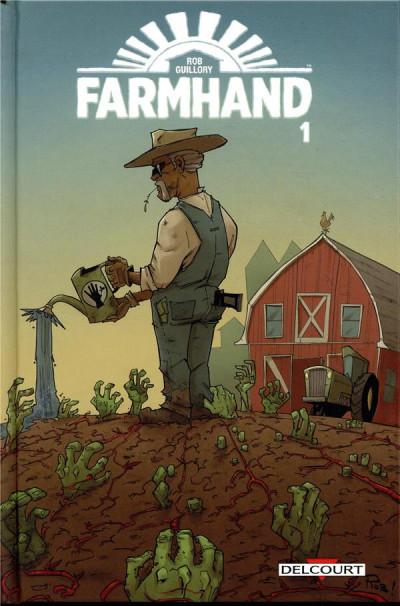 Couverture Farmhand tome 1
