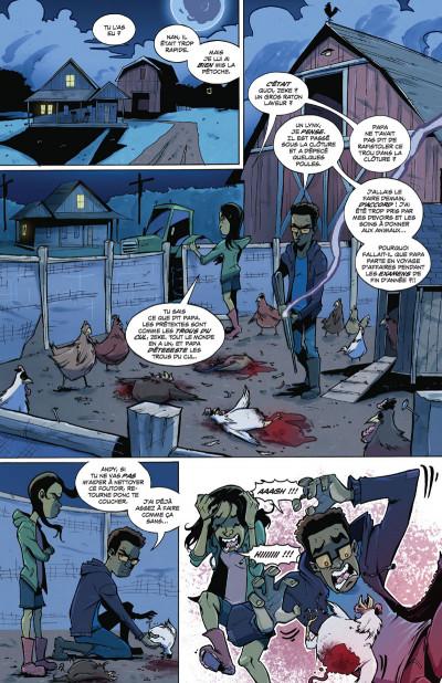 Page 1 Farmhand tome 1