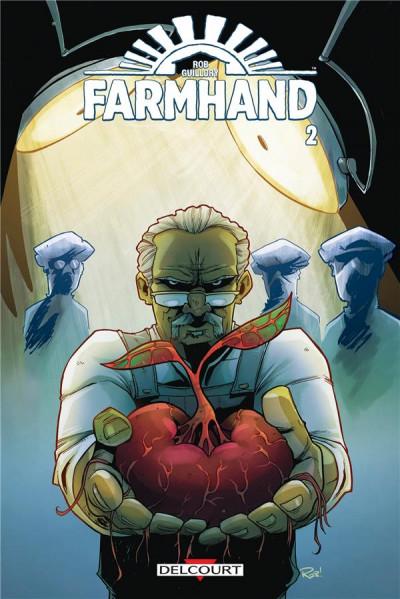 Couverture Farmhand tome 2
