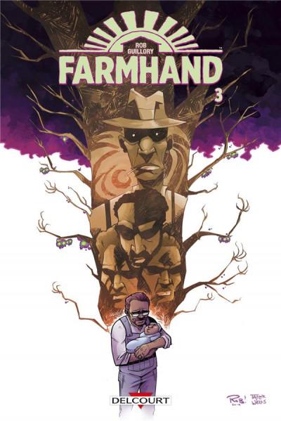 Couverture Farmhand tome 3