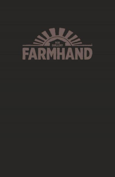 Page 1 Farmhand tome 3