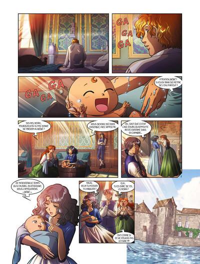 Page 4 La rose écarlate - missions tome 8
