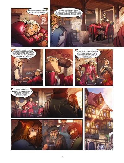 Page 7 La rose écarlate - missions tome 8