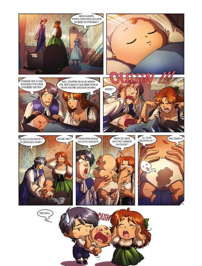 Page 9 La rose écarlate - missions tome 8