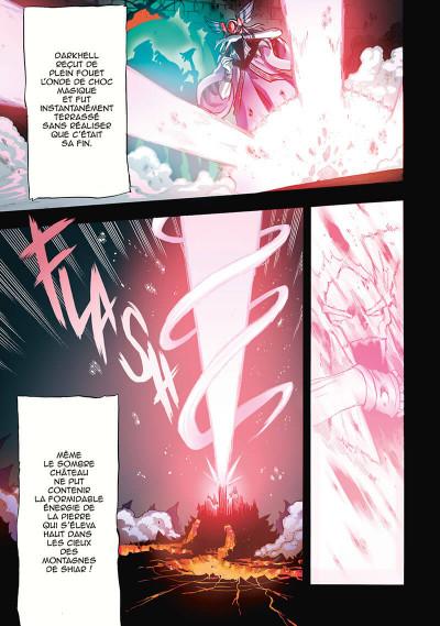 Page 7 Les légendaires - saga tome 1