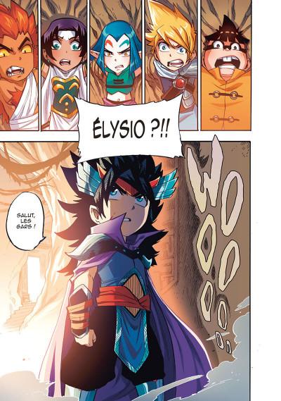 Page 5 Les Légendaires - saga tome 2