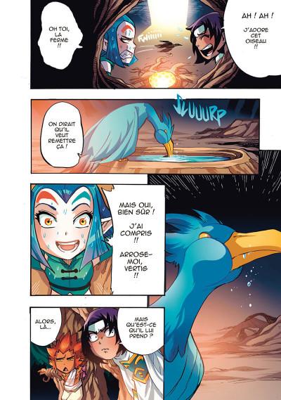 Page 8 Les Légendaires - saga tome 2