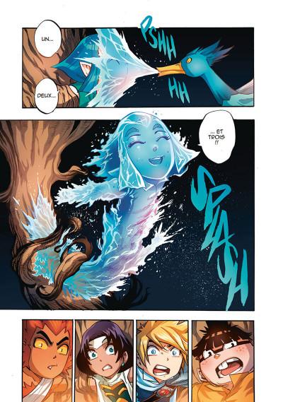 Page 9 Les Légendaires - saga tome 2