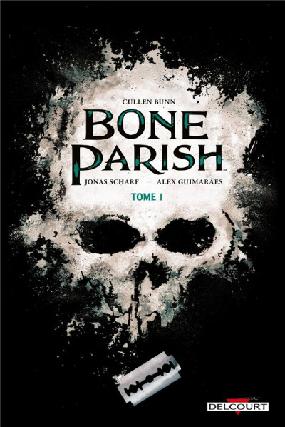 Couverture Bone parish tome 1