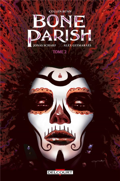Couverture Bone parish tome 2