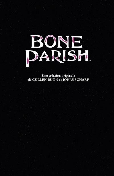 Page 1 Bone parish tome 2