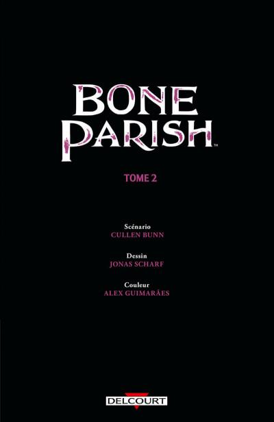 Page 3 Bone parish tome 2