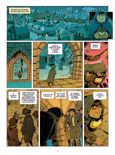 Page 3 Ah, ça ira tome 1 + ex-libris offert