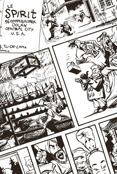 Page 8 Les clés de la bande dessinée - intégrale