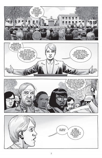 Page 1 Walking dead tome 32