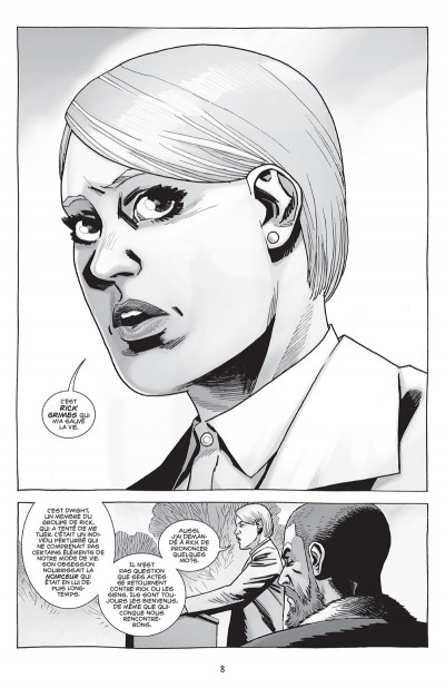 Page 2 Walking dead tome 32