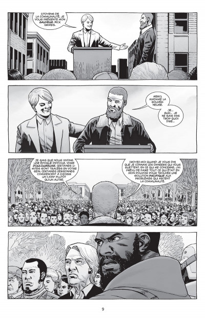 Page 3 Walking dead tome 32