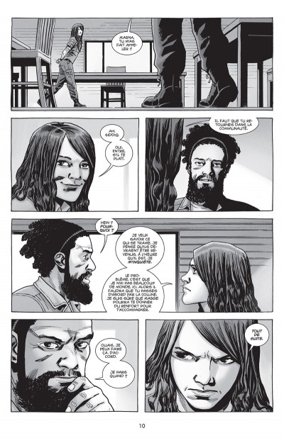 Page 4 Walking dead tome 32