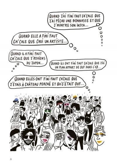 Page 8 La vie moderne