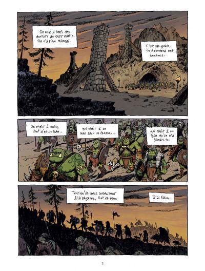 Page 1 Donjon antipodes -10000 - L'armée du crâne