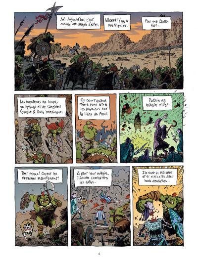 Page 2 Donjon antipodes -10000 - L'armée du crâne