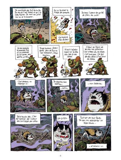Page 4 Donjon antipodes -10000 - L'armée du crâne