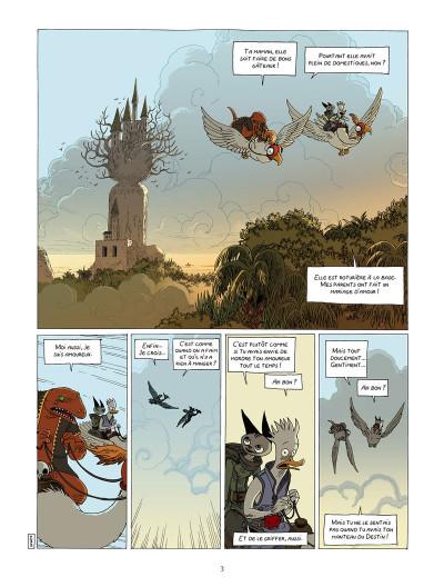 Page 1 Donjon zénith tome 7