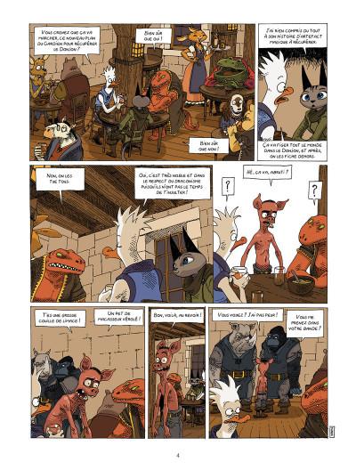 Page 2 Donjon zénith tome 7