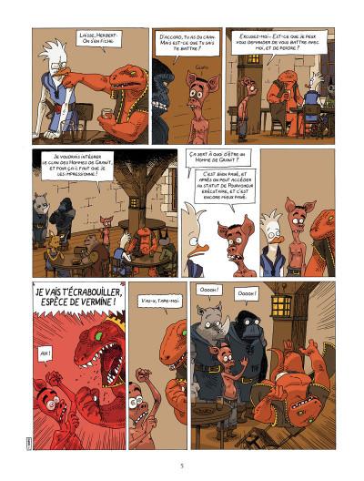 Page 3 Donjon zénith tome 7