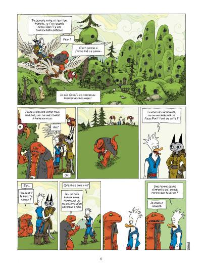 Page 4 Donjon zénith tome 7