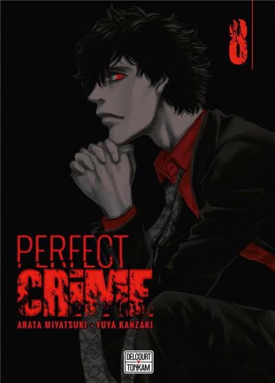 Couverture Perfect crime tome 8