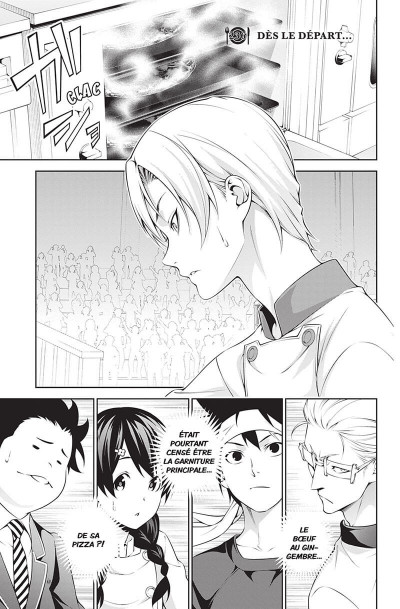 Page 5 Food wars ! tome 28