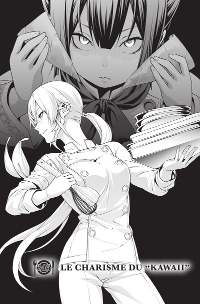 Page 6 Food wars ! tome 29