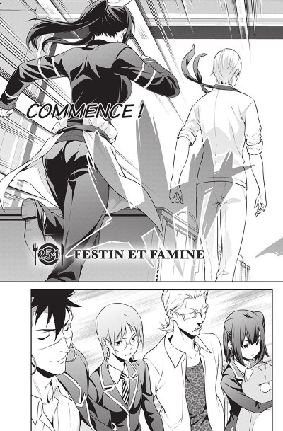 Page 7 Food wars ! tome 30