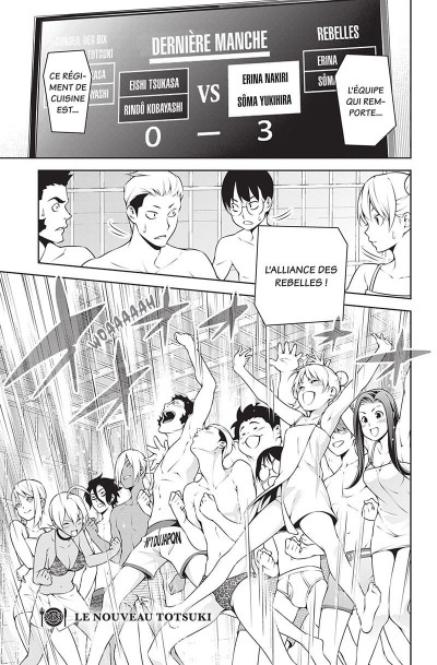 Page 5 Food wars tome 31