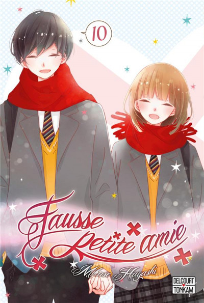 Couverture Fausse petite amie tome 10