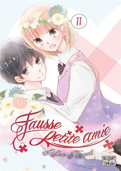 Couverture Fausse petite amie tome 11