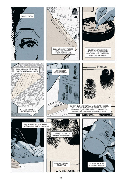 Page 1 Homicide - Une année dans les rues de Baltimore tome 4