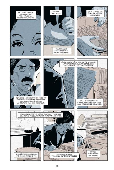 Page 3 Homicide - Une année dans les rues de Baltimore tome 4
