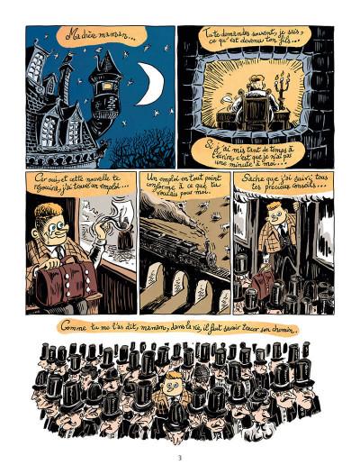Page 3 Une aventure de mystère et boule de gomme
