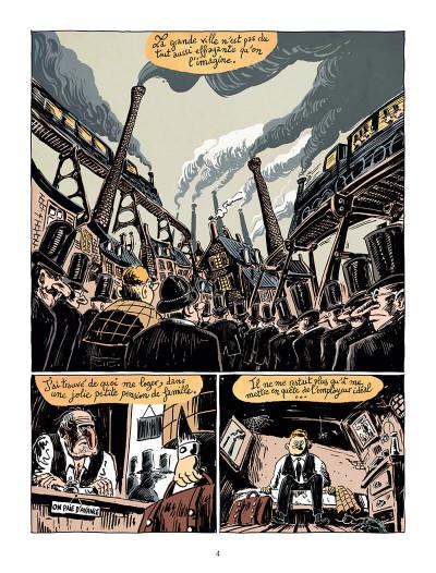 Page 4 Une aventure de mystère et boule de gomme