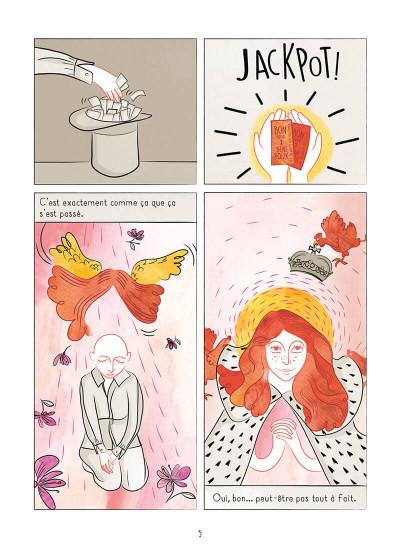 Page 5 La rousseur pointée du doigt