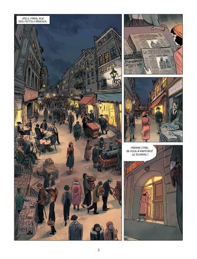 Page 3 L'assassin des petits carreaux