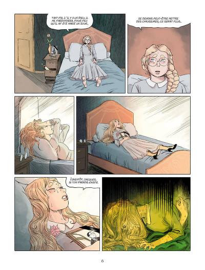 Page 6 L'assassin des petits carreaux