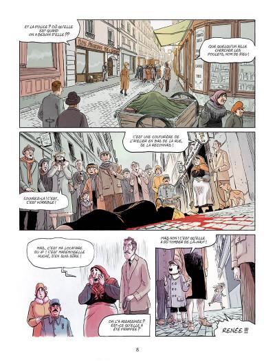 Page 8 L'assassin des petits carreaux