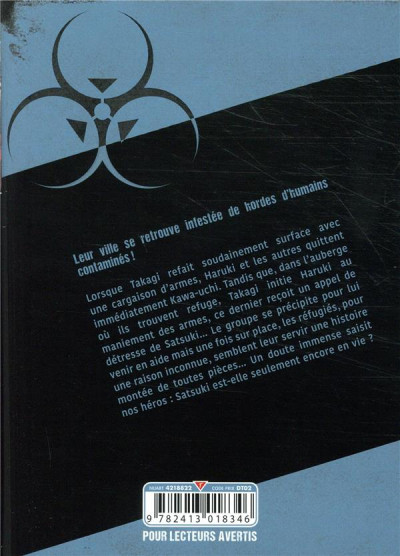 Dos Infection tome 6