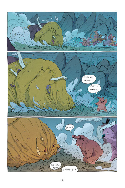 Page 7 Obscurcia tome 3