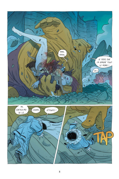 Page 8 Obscurcia tome 3
