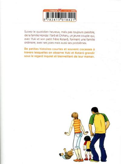 Dos Une drôle de famille tome 2